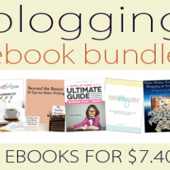 eBook Blogging Bundle